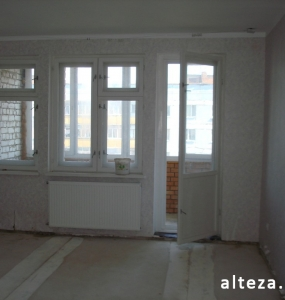 "Photo of repair of the apartment ""turnkey"" in the area of the bus station of Poltava, including the design project, the construction company Alteza-1."