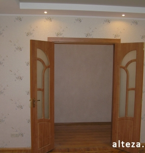 Photo repair of apartment and interior design on the street. Borovikovsky in Poltava from the construction company Alteza-2.