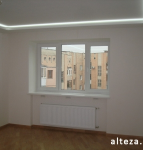 Photo repair of apartment and interior design on the street. Chernovol in Poltava by the Alteza construction company-2.