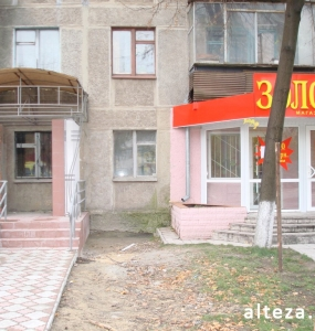 Photo repair of apartment and interior design on the street. Borovikovsky in Poltava from the construction company Alteza-1.