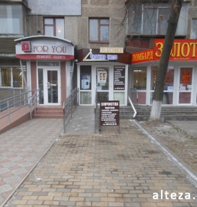 Photo repair of apartment and interior design on the street. Borovikovsky in Poltava from the construction company Alteza-8.