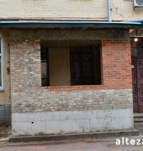 Photos of the capital construction of the extension to the residential building on the street. Kozak in Poltava by the builders of Alteza-4.