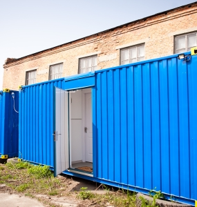 Photo of mobile housing for personnel provided by Alteza in Poltava - 1
