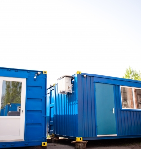 Photo of mobile housing for personnel provided by Alteza in Poltava - 2