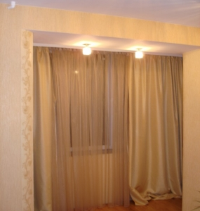 Photo repair of apartment and interior design on the street. Petliury in Poltava by the Alteza construction company-2.