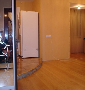 Photo repair of apartment and interior design on the street. Petliury in Poltava by the Alteza construction company-4.