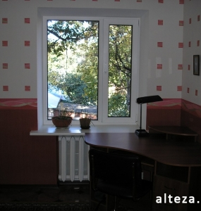 Photo repair of apartment and interior design on the street. Petliury in Poltava by the Alteza construction company-8.